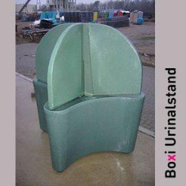 Boxi-Urinalstand